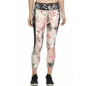 Nanette Lepore Tropical Floral Rains Smooth Tights